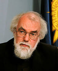 Författarrelease med Rowan Williams!